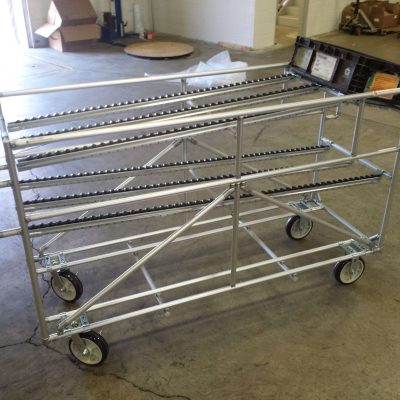 Aluminum Assembled Carts