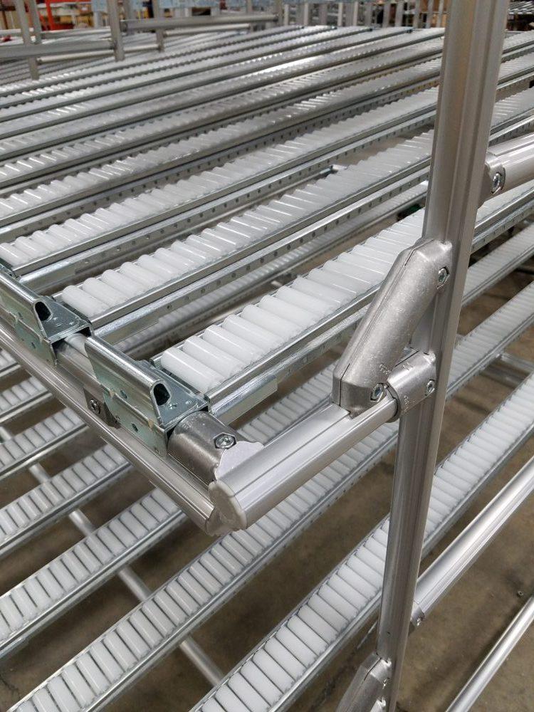 Aluminum Tube Amp Joint King Materials Handling