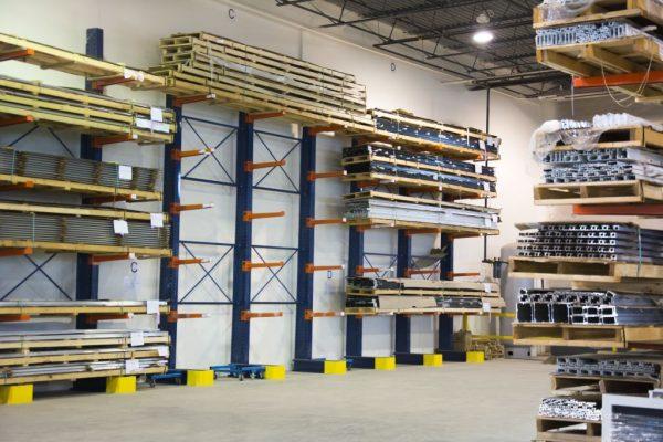 Cantilever Storage