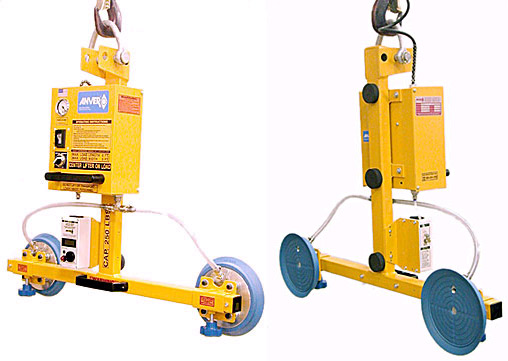 Electric Powered Vacuum Lifter King Materials Handling