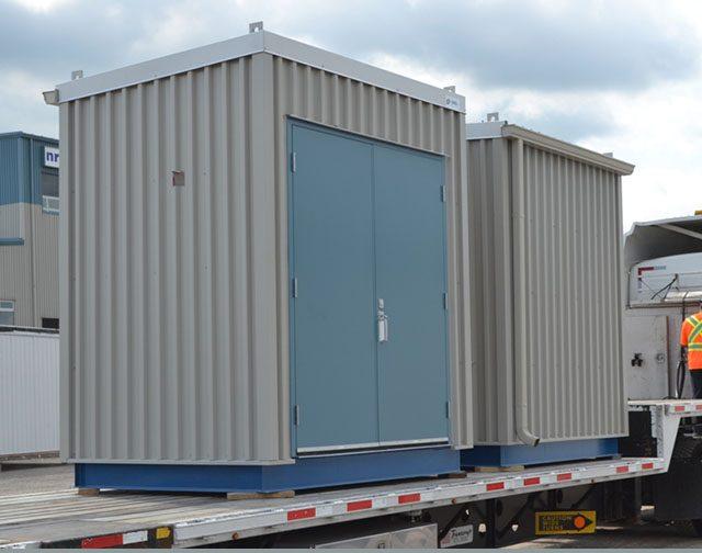 Equipment Shelters King Materials Handling