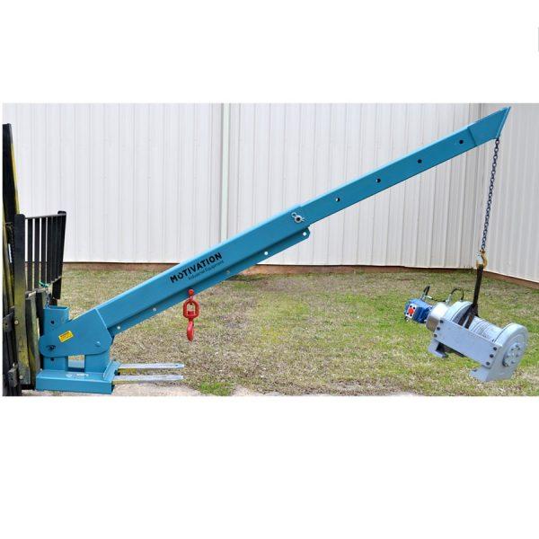 Forklift Crane Boom