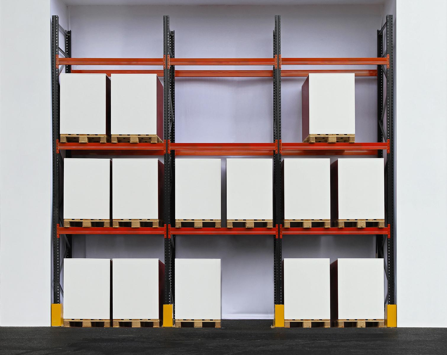 Selective Pallet Racking King Materials Handling