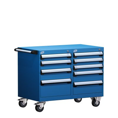 Mobile Modular Cabinets