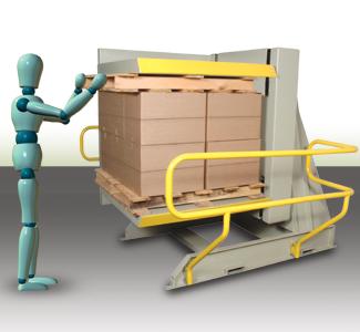 Pallet Inverter Products King Materials Handling