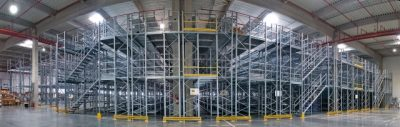 Racking Supported Mezzanines