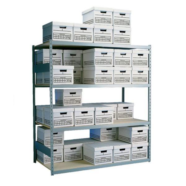 Record Storage Shelving