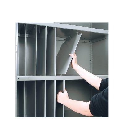 Shelving With Dividers