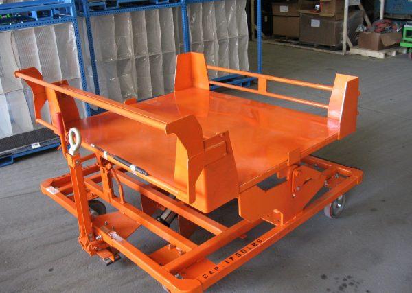 Tilt Cart
