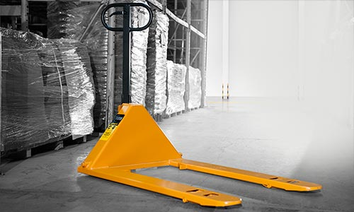 Ultra Low Pallet Truck