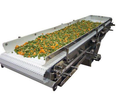 Plastic Belt Conveyor