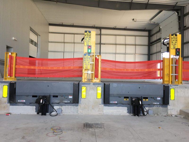 dock installation