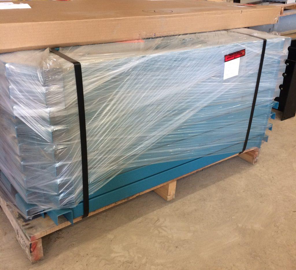 Safety Bars - King Materials Handling