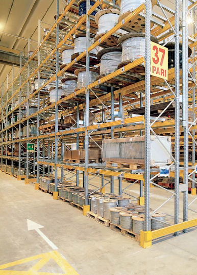 Galvanized Racking