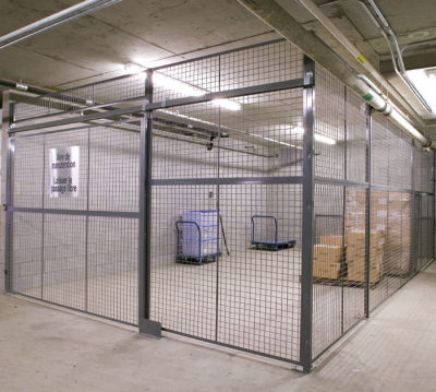 Safety Fencing